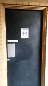 This year we will have a layer on our campus maps that shows the location of gender neutral toilets.